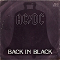 AC/DC - Back In Black (Single)