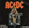 AC/DC - Flick Of The Switch (Single)