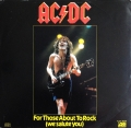 AC/DC - For Those About To Rock (We Salute You) (Single)