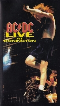 AC/DC - Live At Donington (VHS)