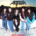 Anthrax - Antisocial