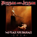 Flotsam And Jetsam - No Place for Disgrace – 2014