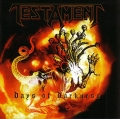 Testament - Days of Darkness