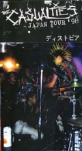 The Casualties - Japan Tour '98
