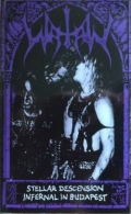 Watain - Stellar Descension Infernal in Budapest