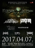 Forbidden Territories World Tour 2017
