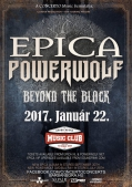 Epica, Powerwolf, Beyond the Black