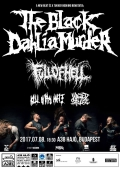 The Black Dahlia Murder, Full of Hell, Kill With Hate, Wasted Struggle