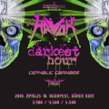 Havok, Darkest Hour, Cephalic Carnage, Harlott