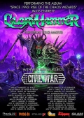 Gloryhammer, Civil War