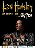 Ken Hensley, Cry Free