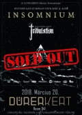 Insomnium - Winter's Gate European Tour Part 2