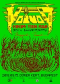 Voivod - 35th Anniversary Tour
