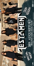 Testament, Iron Reagan