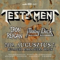 Testament, Iron Reagan, Moby Dick