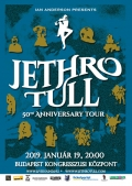 Jethro Tull - 50th Anniversary Tour
