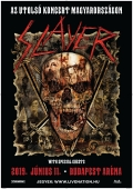 Slayer, Lamb of God, Amon Amarth, Cannibal Corpse