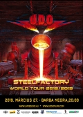 Steelfactory World Tour 2019