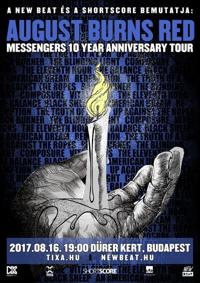 Messengers 10th Anniversary Tour