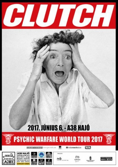 Psychic Warfare World Tour 2017