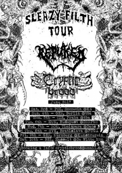 Sleazy Filth Tour