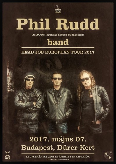 Head Job European Tour 2017