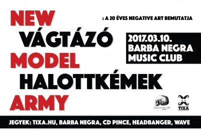 New Model Army, VHK