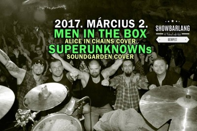 Men in the Box, Superunknown's