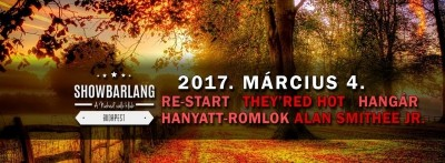 Re-Start, They'Red Hot, Hanyatt-Romlok, HangÁr, Alan Smithee Jr.