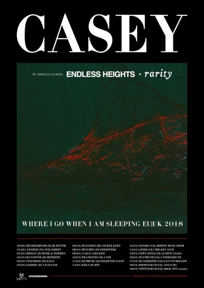 Casey, Endless Heights, Rarity