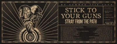 Stick To Your Guns, Stray From The Path