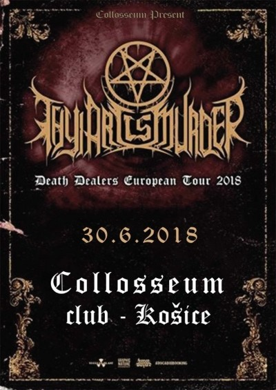 Death Dealers European Tour 2018