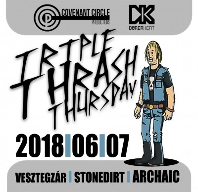 Triple Thrash Thursday