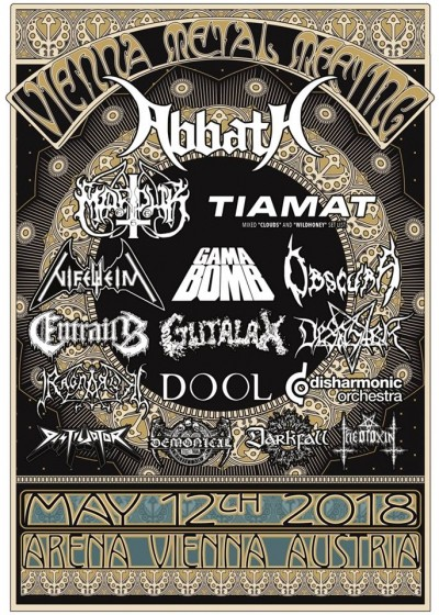 Vienna Metal Meeting 2018