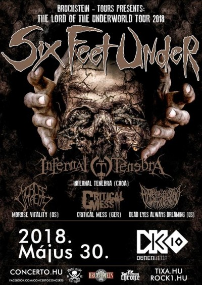 The Lord of the Underworld Tour 2018