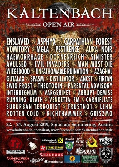 Kaltenbach Open Air 2019