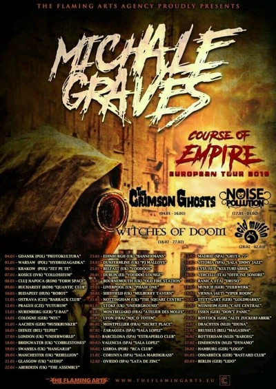 Course of Empire European Tour 2019