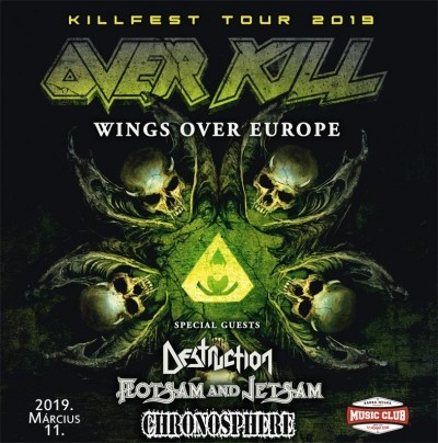 Killfest Tour 2019
