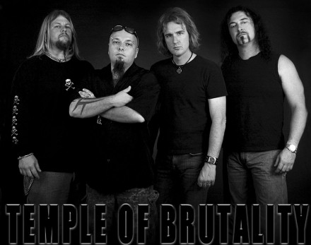 Temple Of Brutality